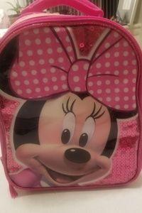 Disney Minnie Mouse School Lunch Bag